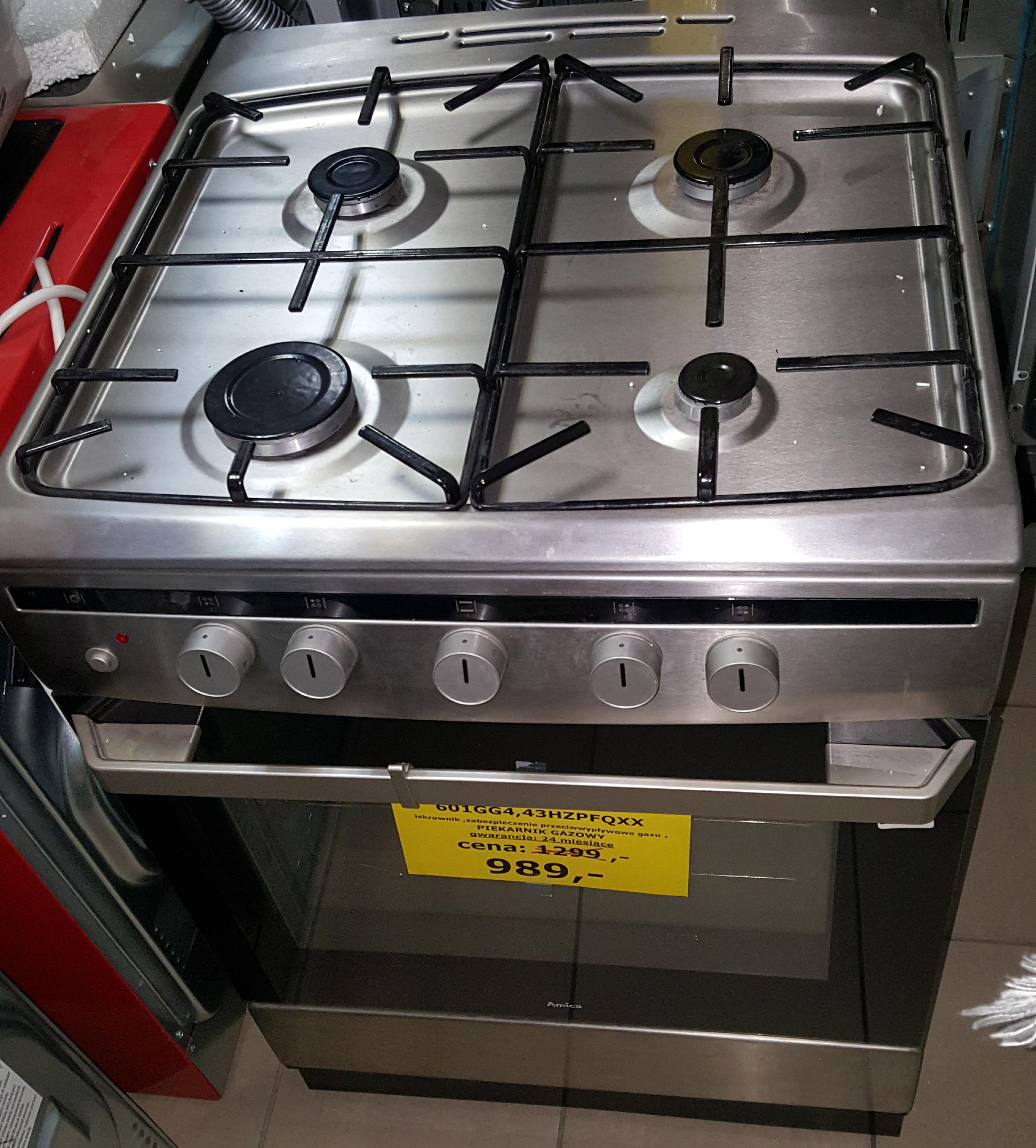 Kuchnie Gazowe Amica 7345538 Salonurody Info
