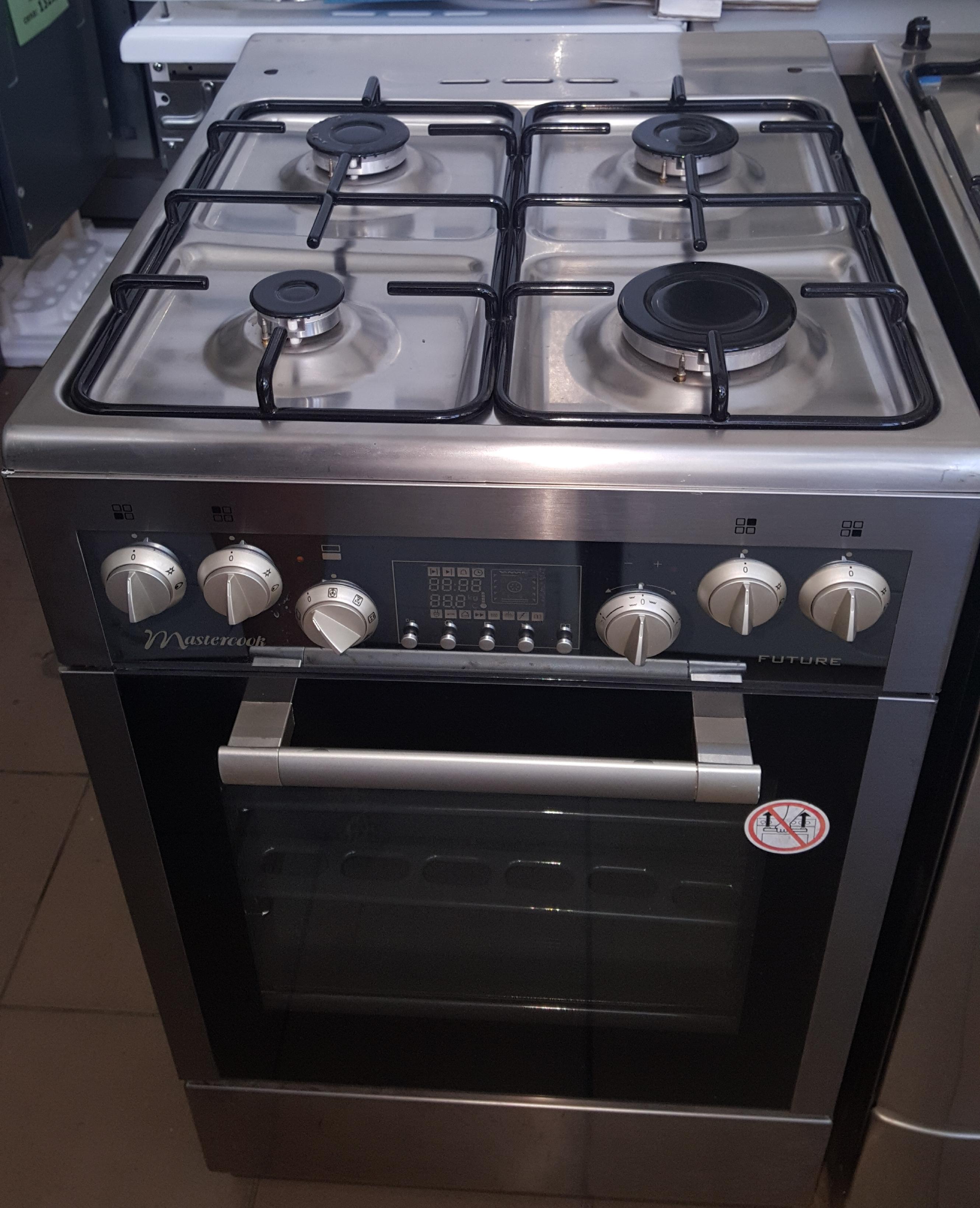 Kuchnie Gazowo Elektryczne Mastercook 0425